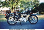 Production (Stock) Royal Enfield Bullet Models, Royal Enfield 500