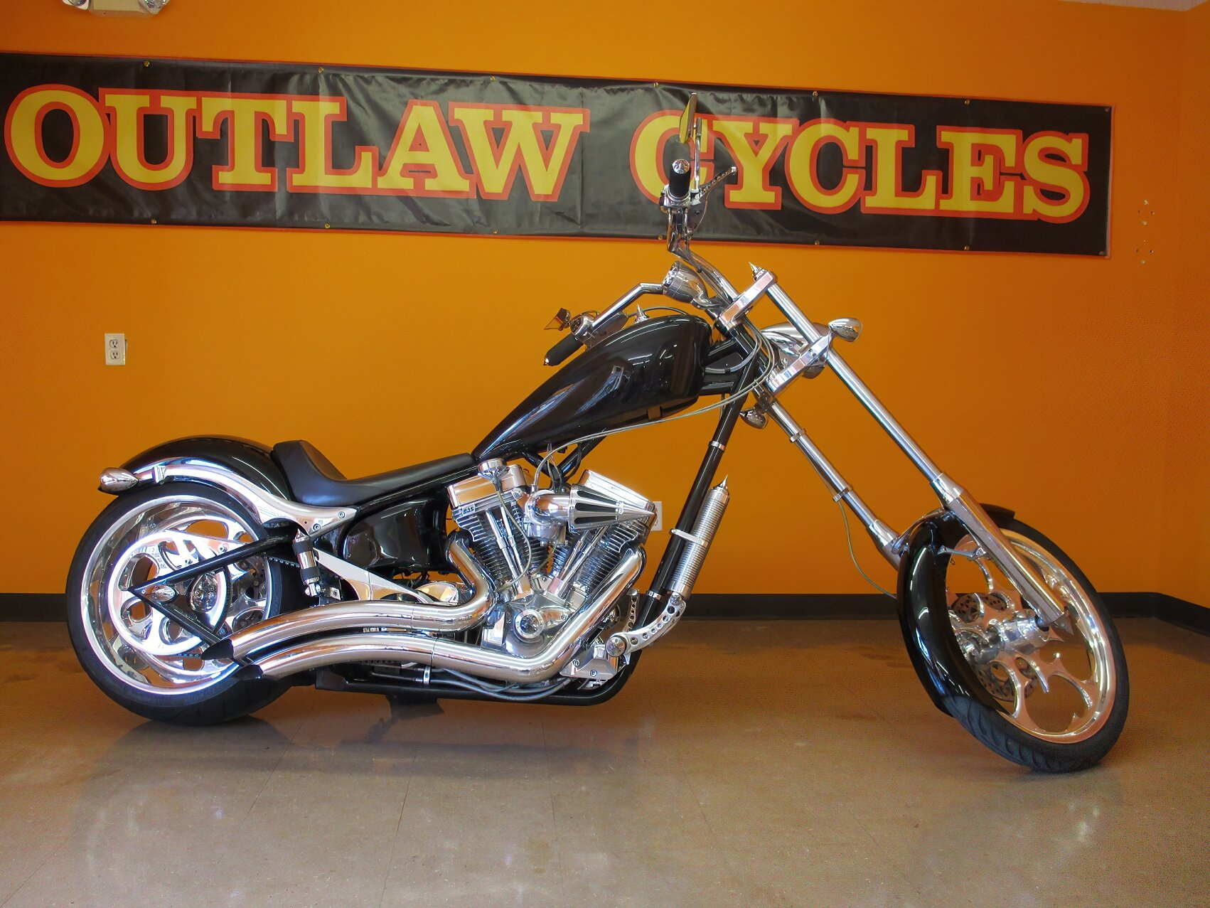 Scottys Choppers All Scottys Choppers - ID: 178491