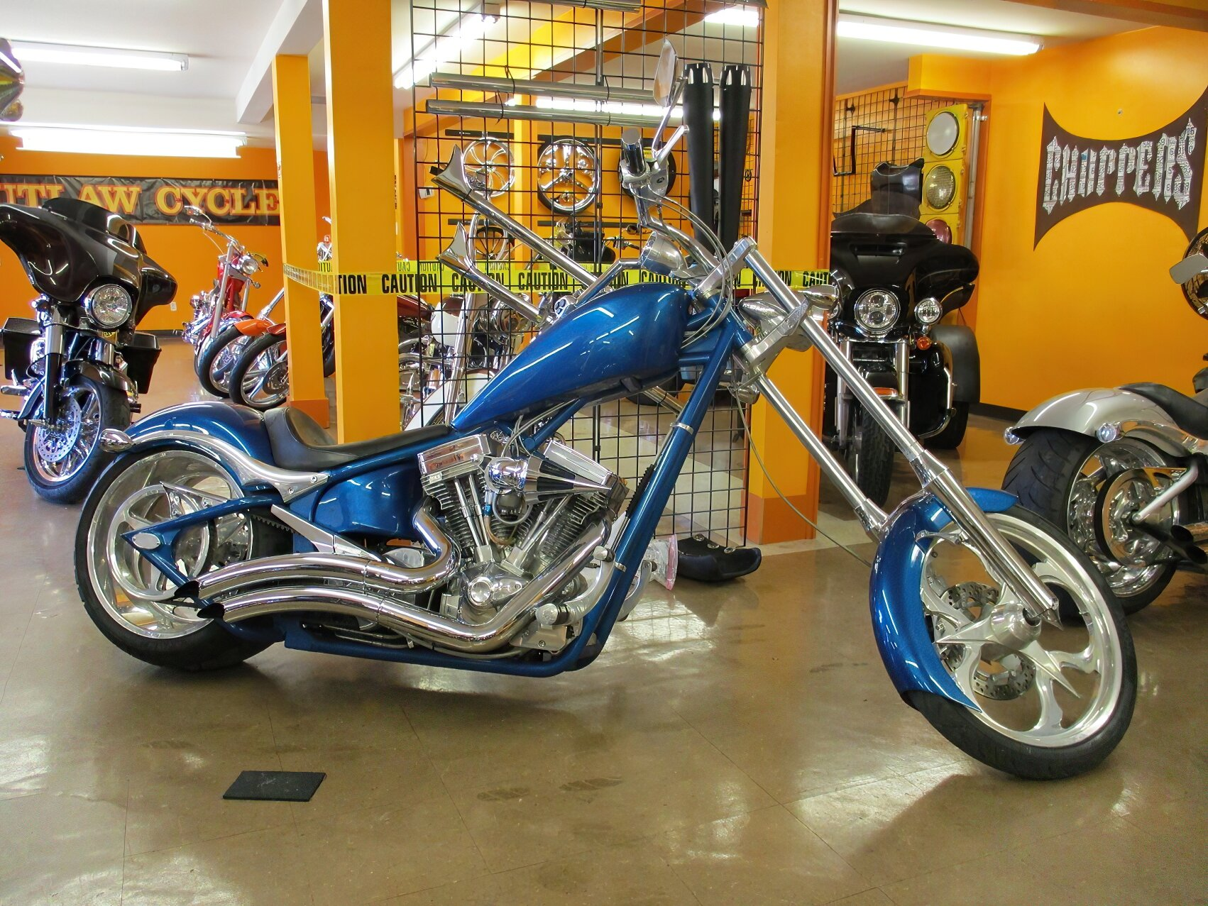 Scottys Choppers All Scottys Choppers - ID: 178511
