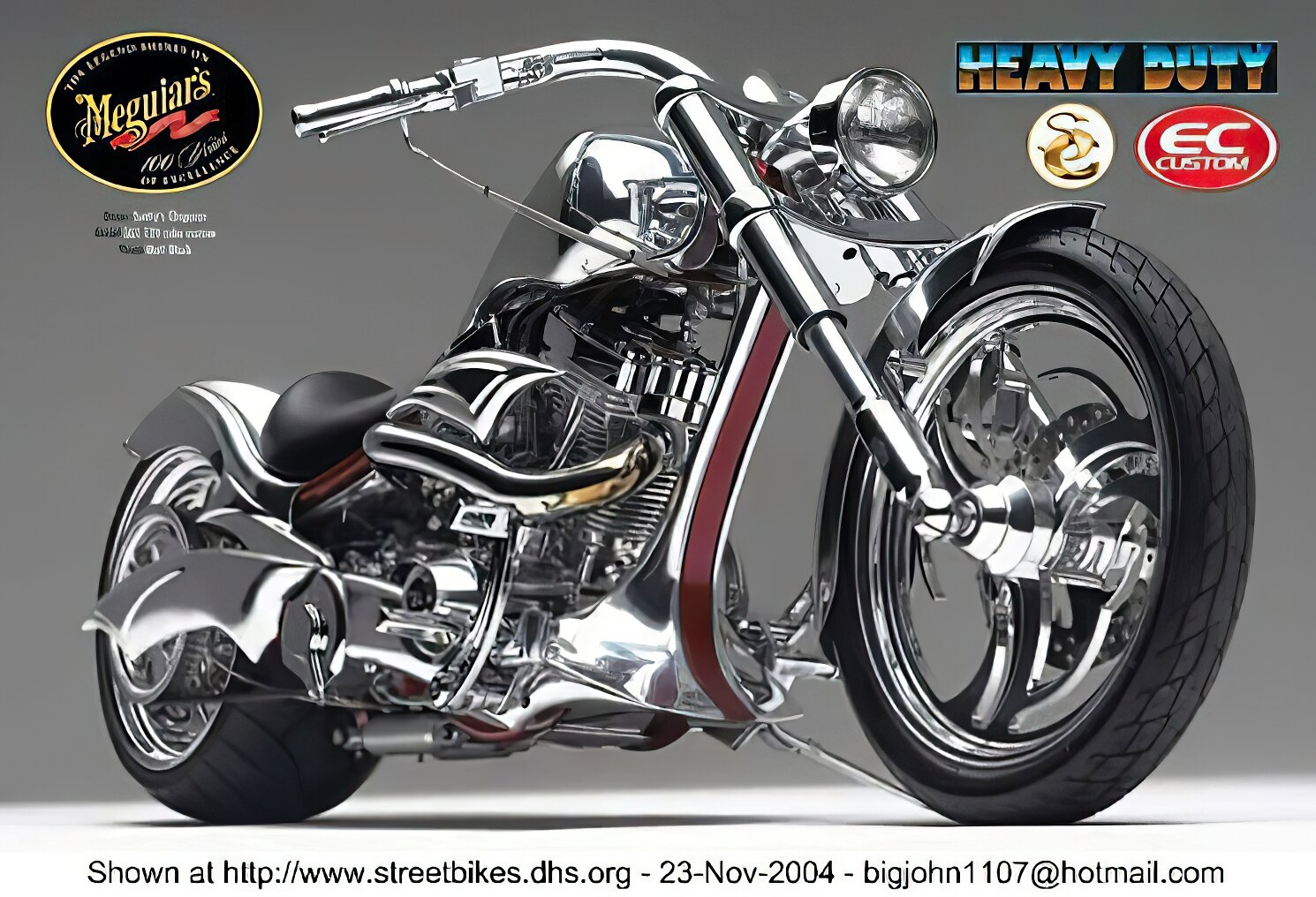 Scottys Choppers All Scottys Choppers - ID: 6485