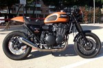 Production (Stock) Triumph Legend TT, Triumph Legend TT - Triumph Thunderbird Cafe Racer wallpapers, Vehicles, HQ ... Source: <a href='https://vistapointe.net/triumph-thunderbird-cafe-racer.html' target='_blank'>https://vistapointe.net/...</a>