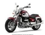 Production (Stock) Triumph Rocket 3, Triumph Rocket 3