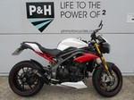 Production (Stock) Triumph Speed Triple, Triumph Speed Triple - TRIUMPH SPEED TRIPLE R 1050 - P&H Motorcycles Source: <a href='https://www.phmotorcycles.co.uk/product/triumph-speed-triple-r-1050/' target='_blank'>https://www.phmotorcycles.co.uk/...</a>