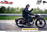 Production (Stock) Triumph Speed Twin, Triumph Speed Twin