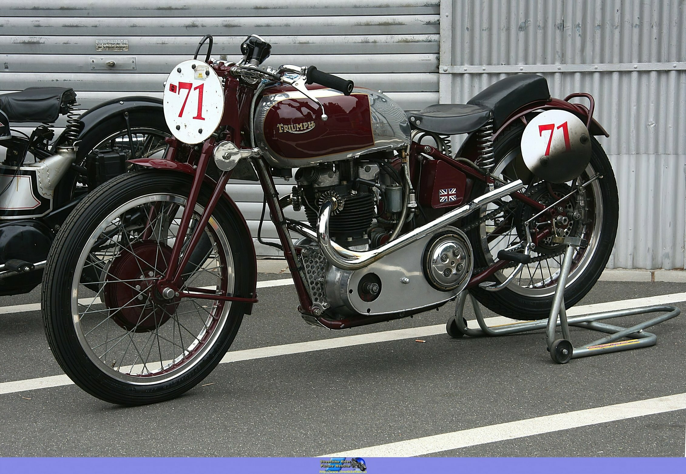 Triumph Speed Twin - ID: 168814