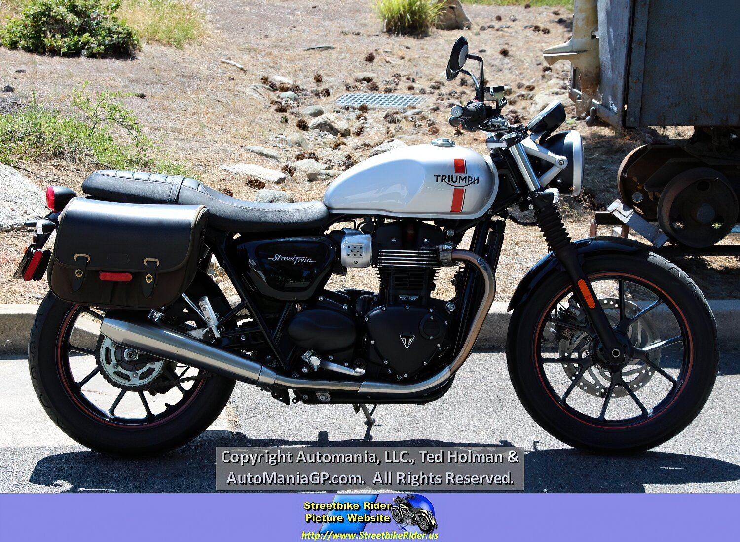 Triumph Speed Twin - ID: 168808