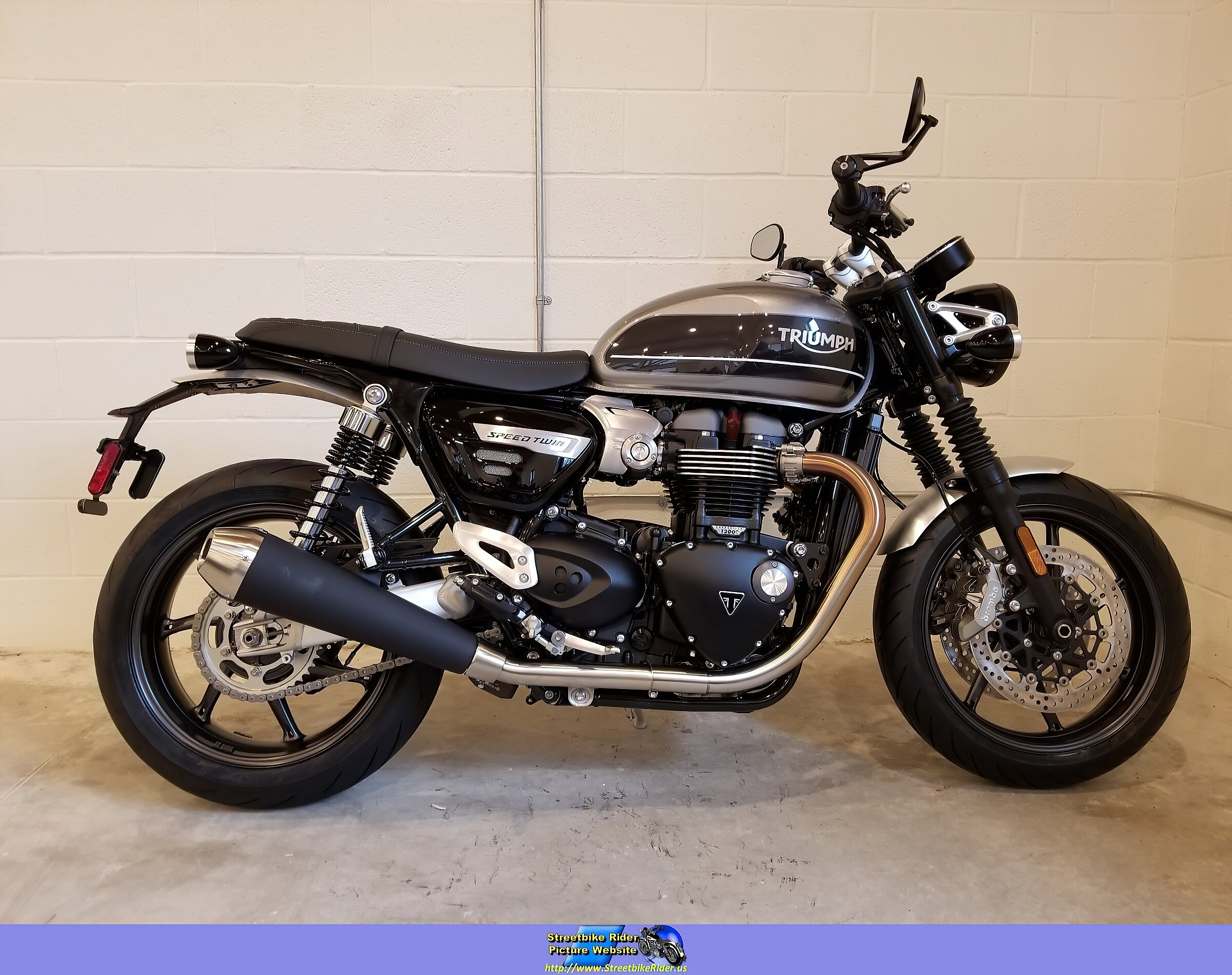 Triumph Speed Twin - ID: 168803