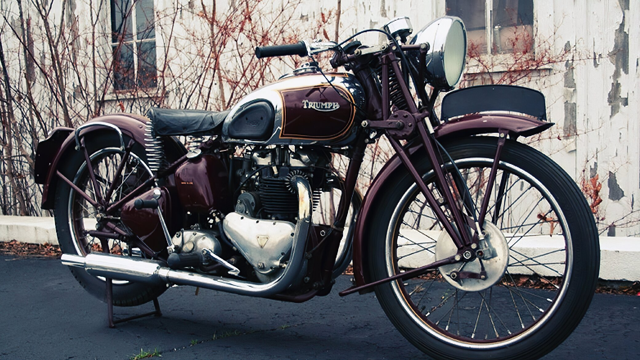 Triumph Speed Twin - ID: 148873