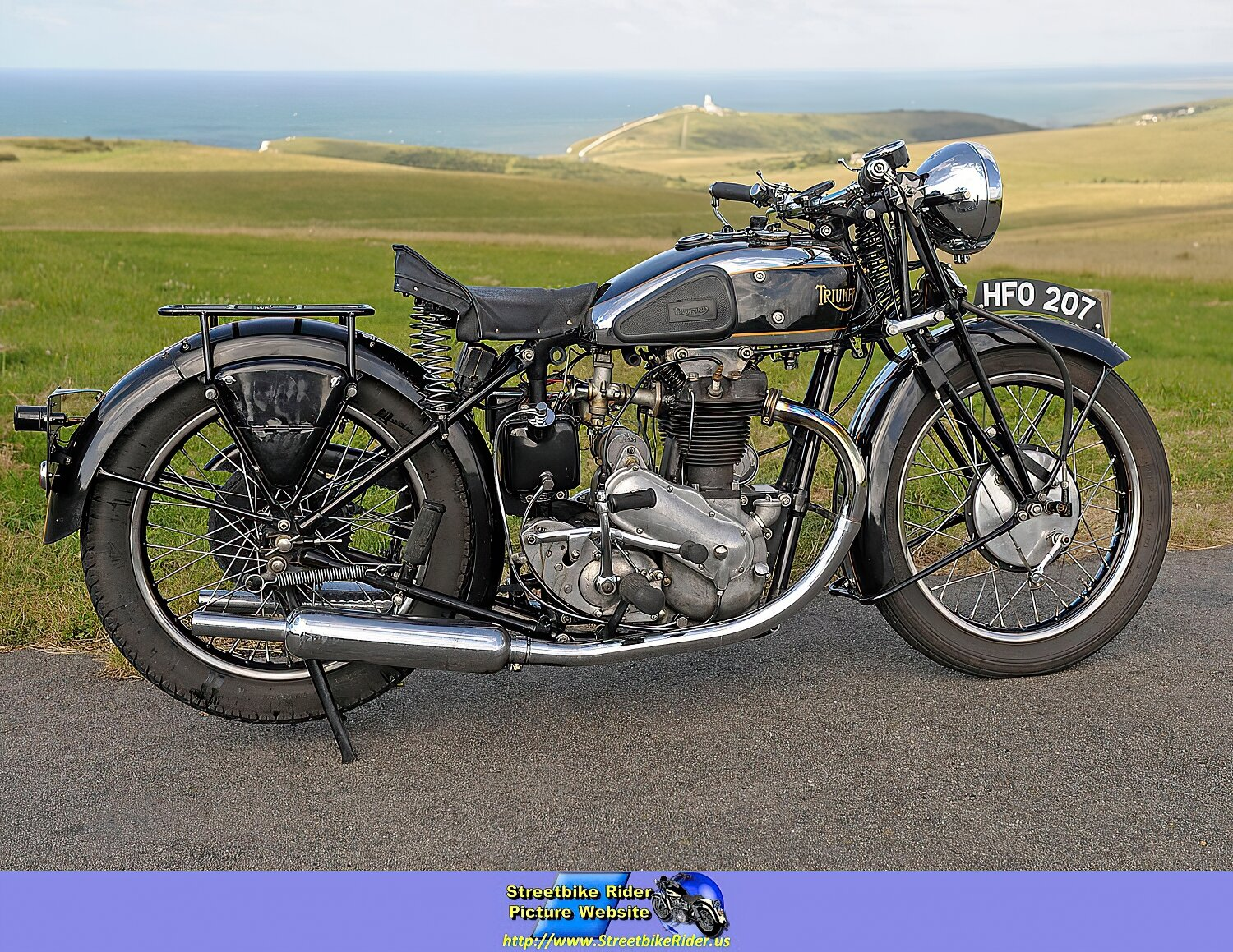 Triumph Speed Twin - ID: 161147