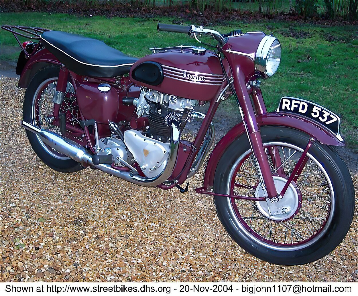 Triumph Speed Twin - ID: 6830