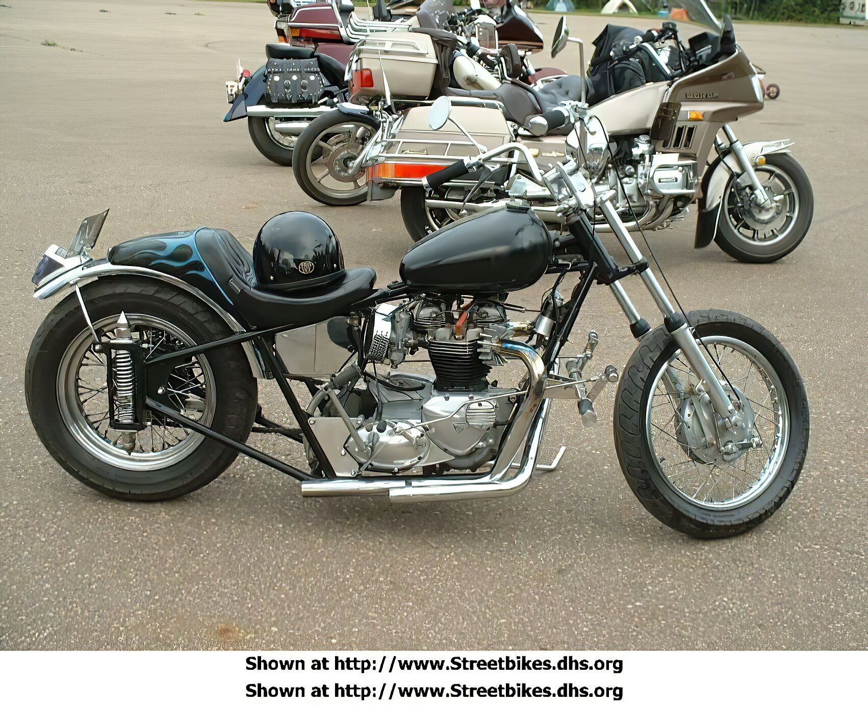 Triumph Unknown (Triumph) - ID: 1155