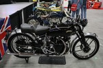Production (Stock) Vincent Black Shadow, Vincent Black Shadow - OldMotoDude: 1949 Vincent Black Shadow sold for $110,00 at ... Source: <a href='https://oldmotodude.blogspot.com/2017/04/1949-vincent-black-shadow-sold-for.html' target='_blank'>https://oldmotodude.blogspot.com/...</a>