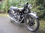 Production (Stock) Vincent Black Shadow, Vincent Black Shadow - 1952 Vincent Rapide. Totally Shadowised SOLD | Car And Classic Source: <a href='https://www.carandclassic.co.uk/car/C1077757' target='_blank'>https://www.carandclassic.co.uk/...</a>