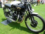 Production (Stock) Vincent Black Shadow, Vincent Black Shadow - Gunga Din (motorcycle) - Wikipedia Source: <a href='https://en.wikipedia.org/wiki/Gunga_Din_(motorcycle)' target='_blank'>https://en.wikipedia.org/...</a>