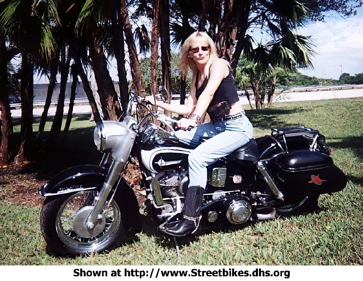 Harley-Davidson Unknown (HD) - ID: 1084