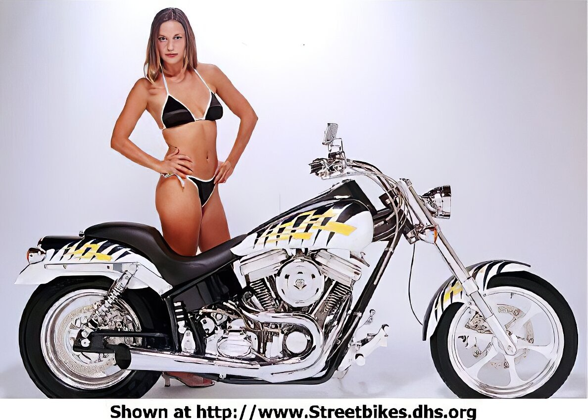 Harley-Davidson Unknown (HD) - ID: 1122