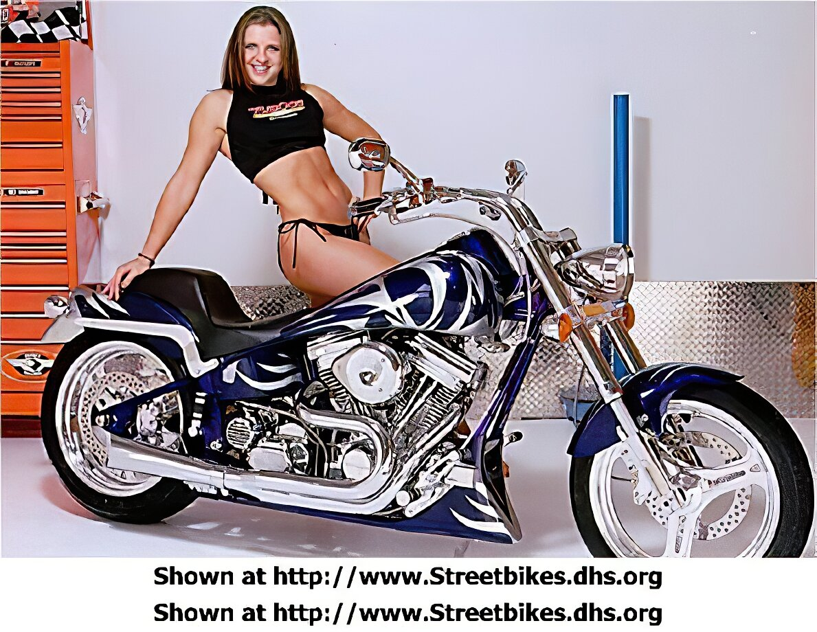 Harley-Davidson Unknown (HD) - ID: 1126