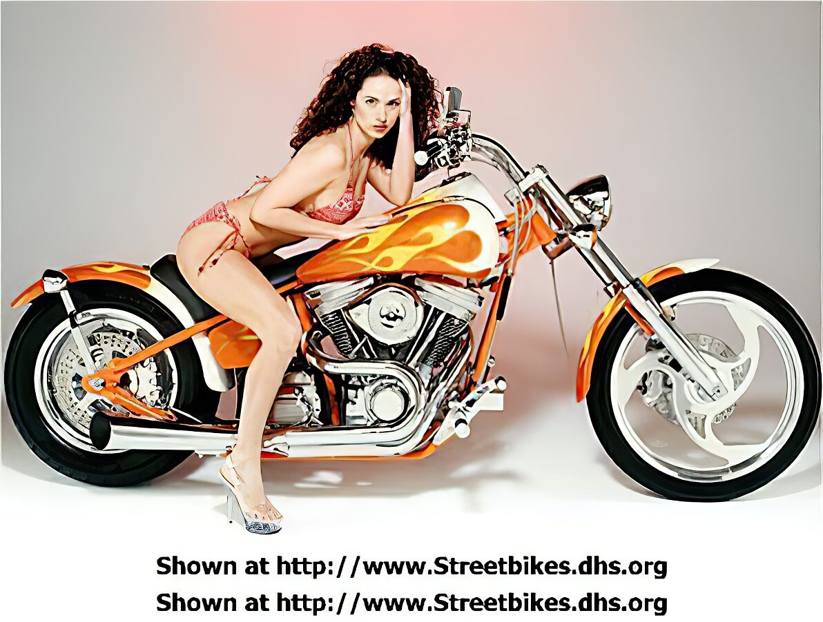 Harley-Davidson Unknown (HD) - ID: 1132