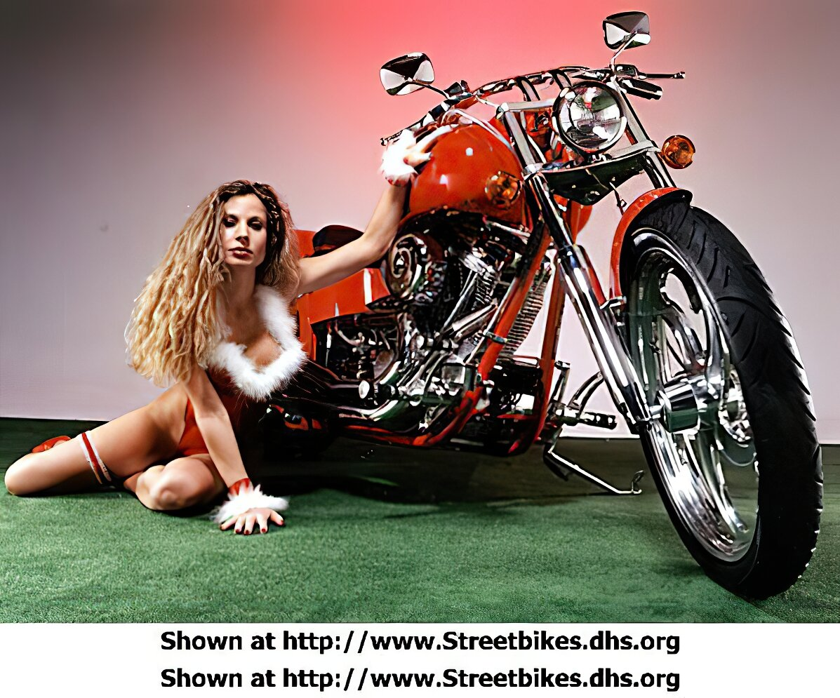 Harley-Davidson Unknown (HD) - ID: 1140