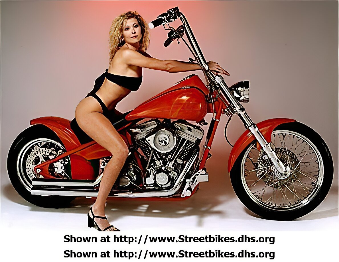 Harley-Davidson Unknown (HD) - ID: 1148