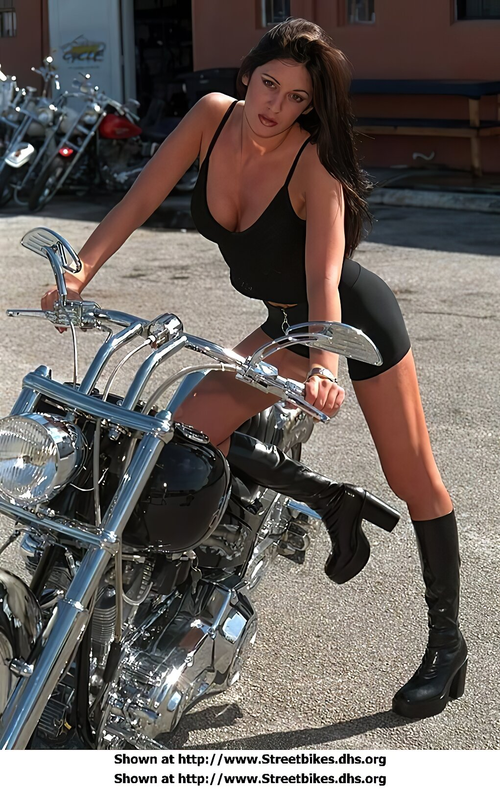 Harley-Davidson Unknown (HD) - ID: 1235