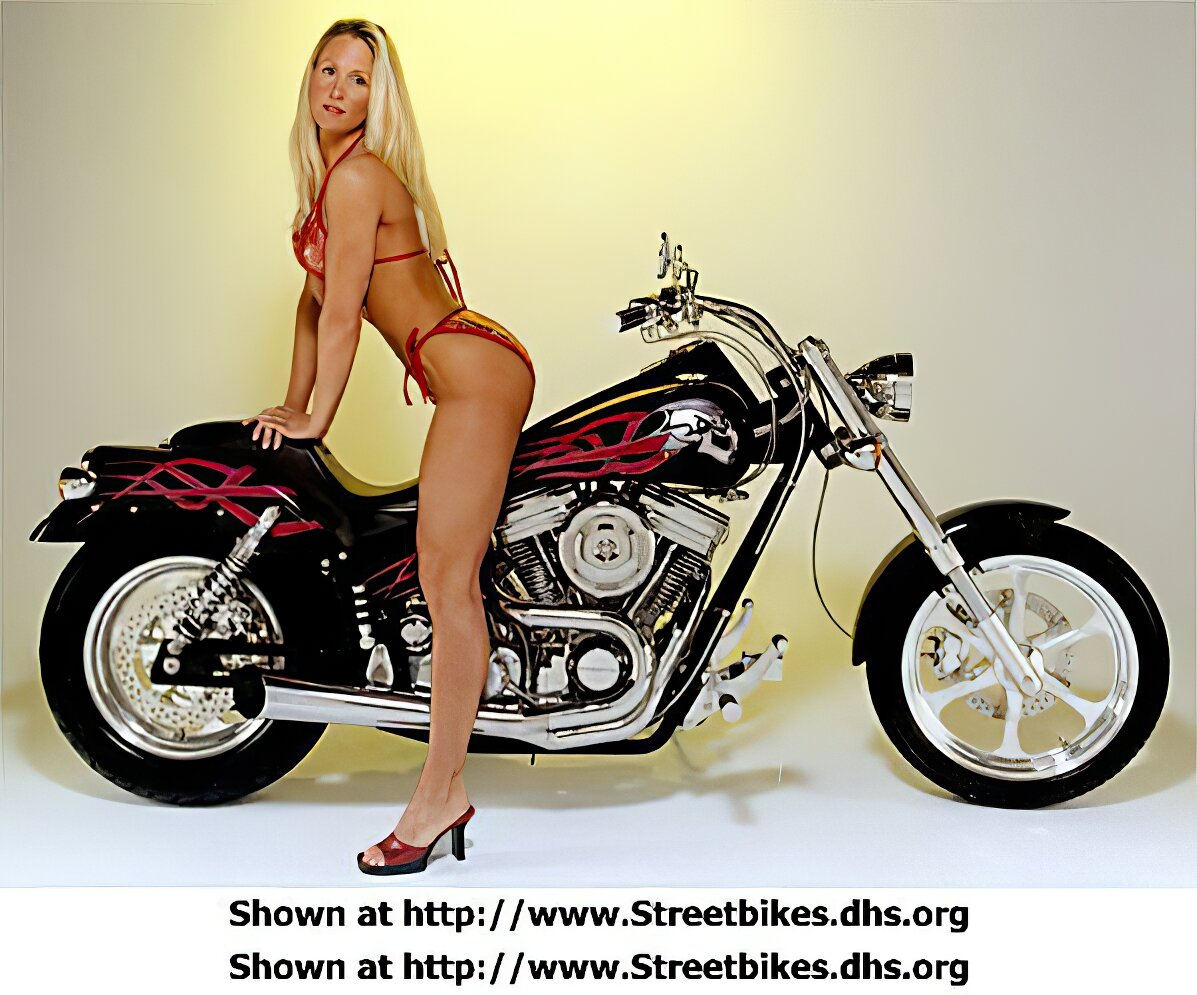 Harley-Davidson Unknown (HD) - ID: 1258