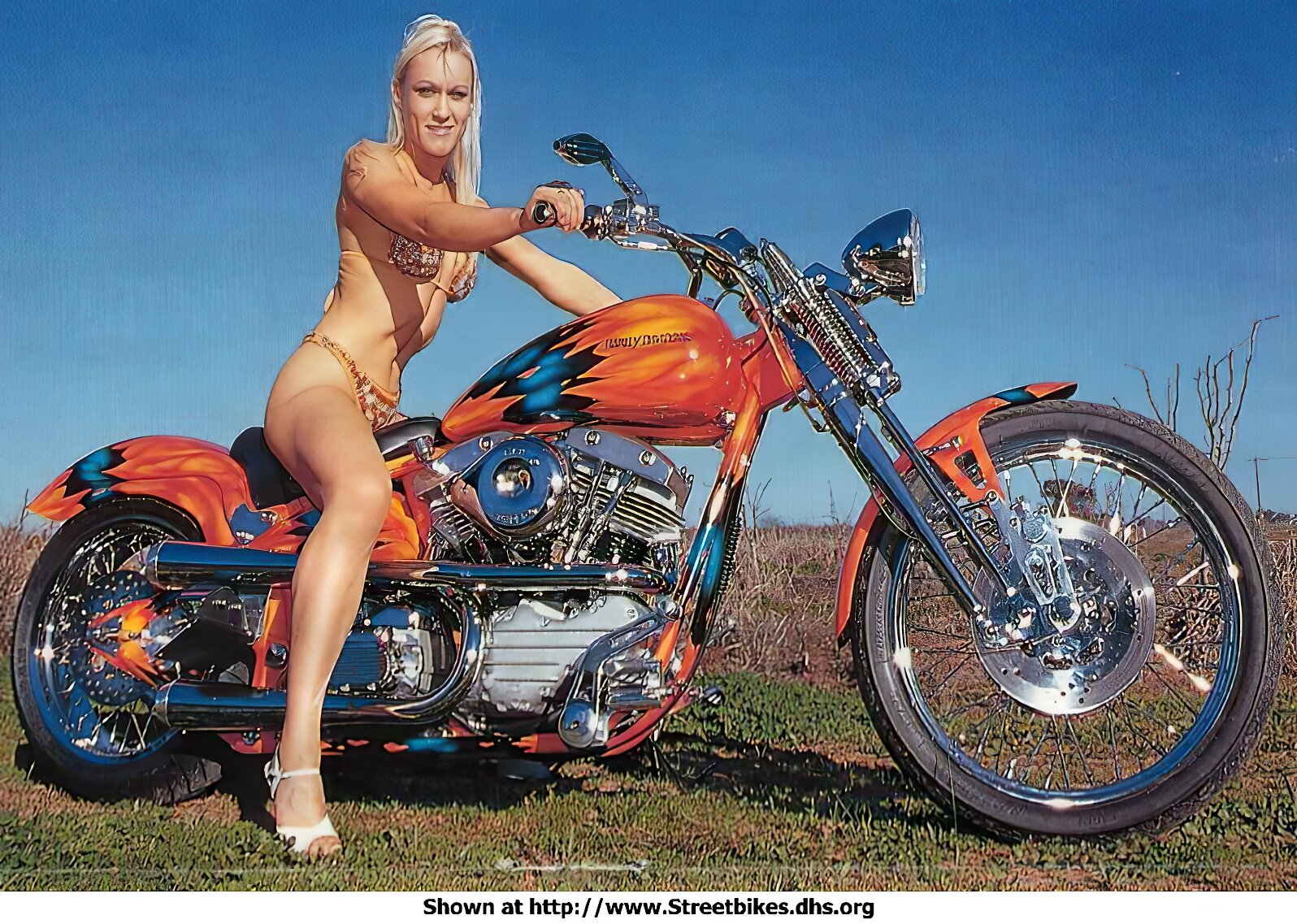 Harley-Davidson Unknown (HD) - ID: 13