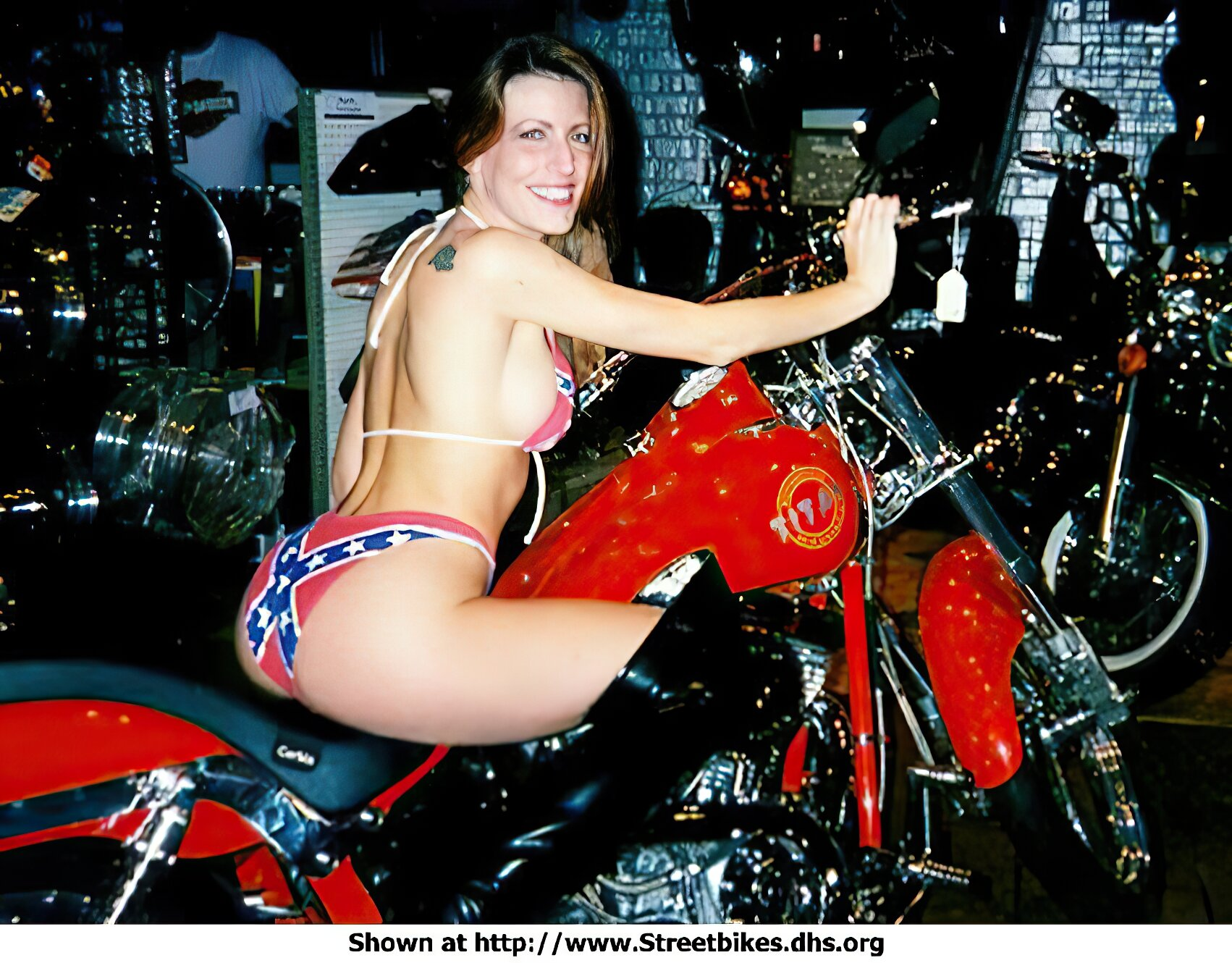 Harley-Davidson Unknown (HD) - ID: 1401