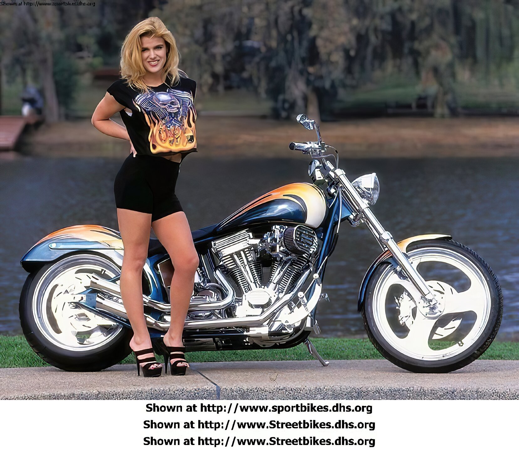 Harley-Davidson Unknown (HD) - ID: 244