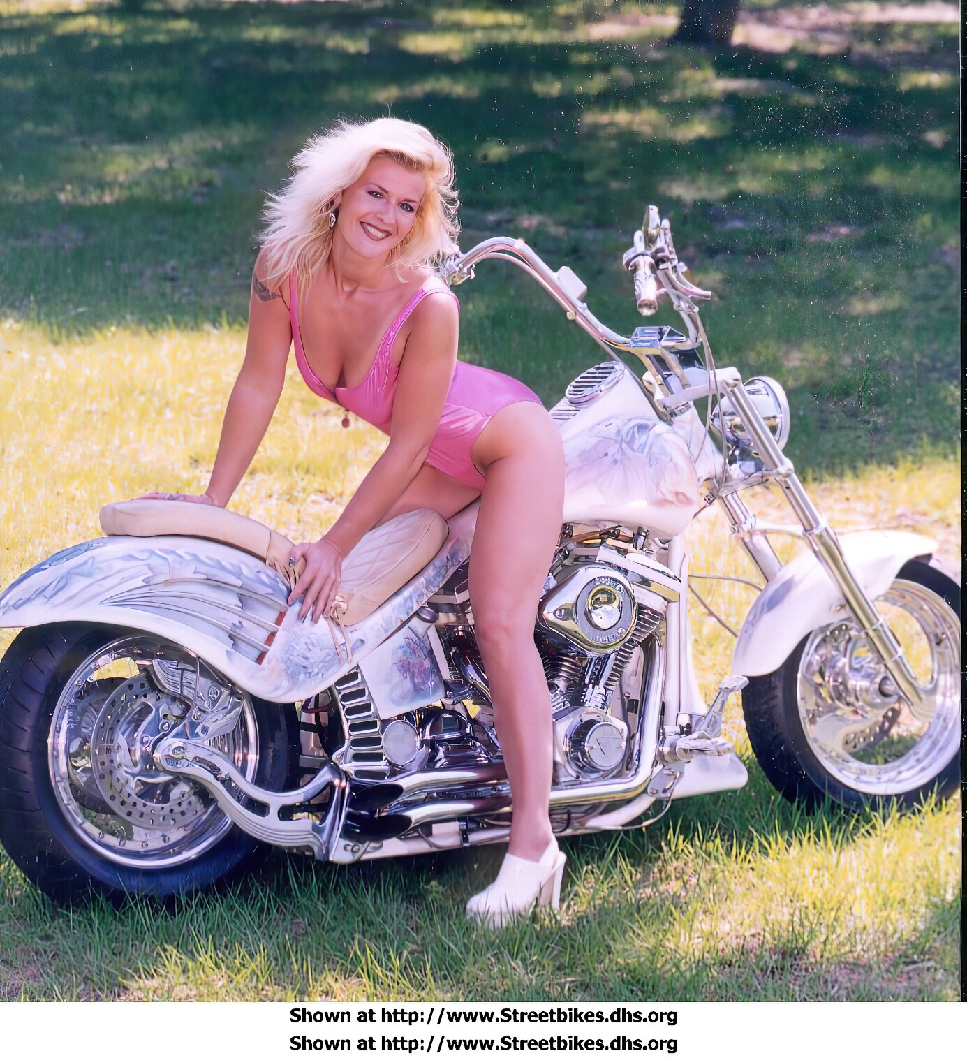 Harley-Davidson Unknown (HD) - ID: 388