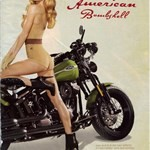 Women Harley-Davidson WLA, Harley-Davidson WLA - motorcycles « an Ad a Day Source: <a href='https://anadaday.wordpress.com/tag/motorcycles/' target='_blank'>https://anadaday.wordpress.com/...</a>