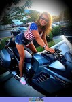 Women Kawasaki Concours, Women- Kawasaki  Concours Motorcycle