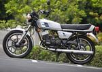 Production (Stock) Yamaha RD Models, Yamaha RD Models - Jekyll and Hyde – Yamaha RD400 | Suzuki cafe racer ... Source: <a href='https://www.pinterest.fr/pin/448741550356599920/' target='_blank'>https://www.pinterest.fr/...</a>