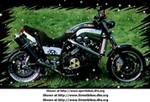 Production (Custom) Yamaha V-Max, Climax-Power