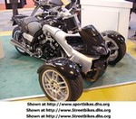 Production (Custom) Yamaha V-Max, Yamaha - V-Max - 438